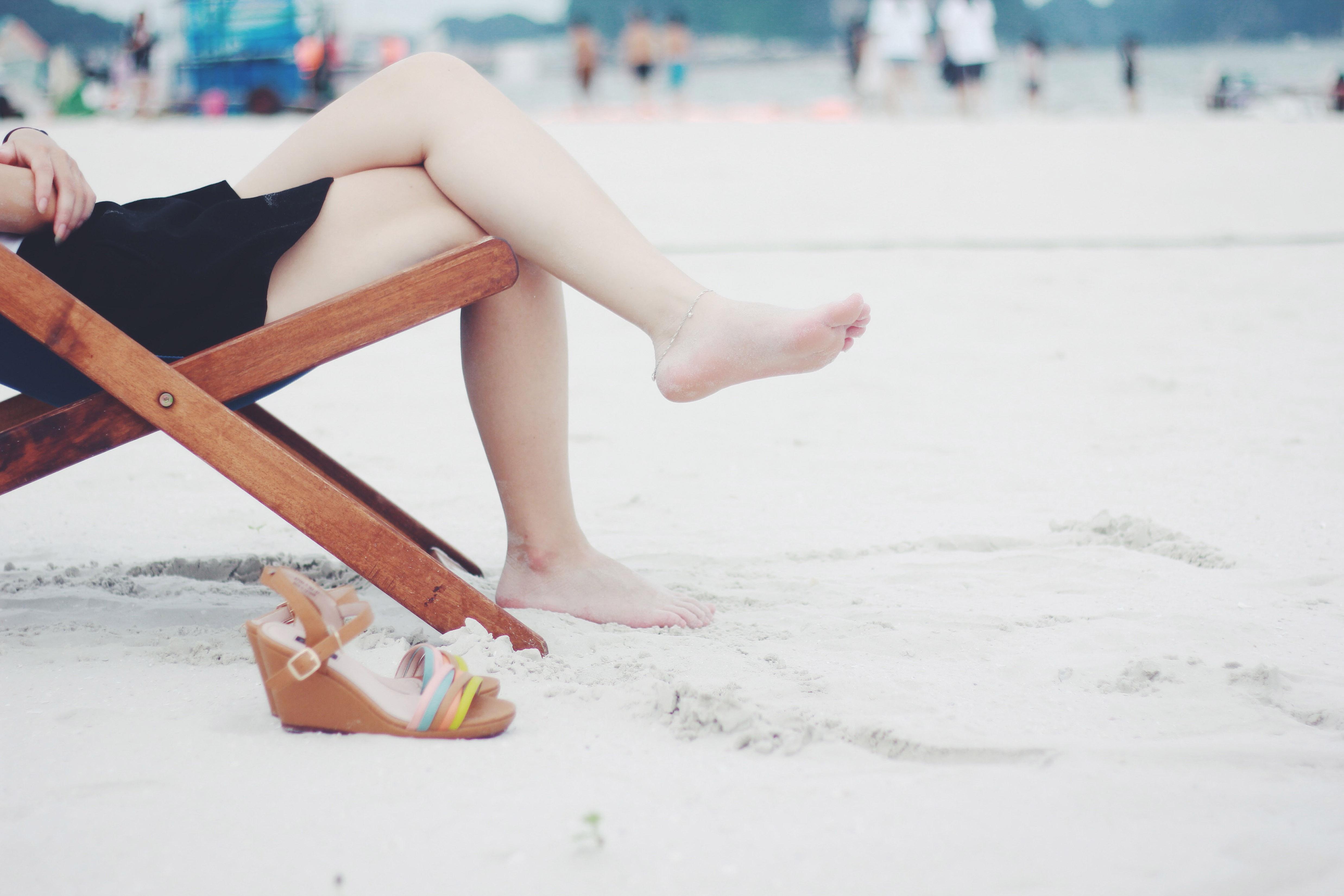 Beach Feet 1 - Beach Feet