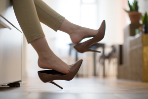 Smaller 300x200 - Woman in heels